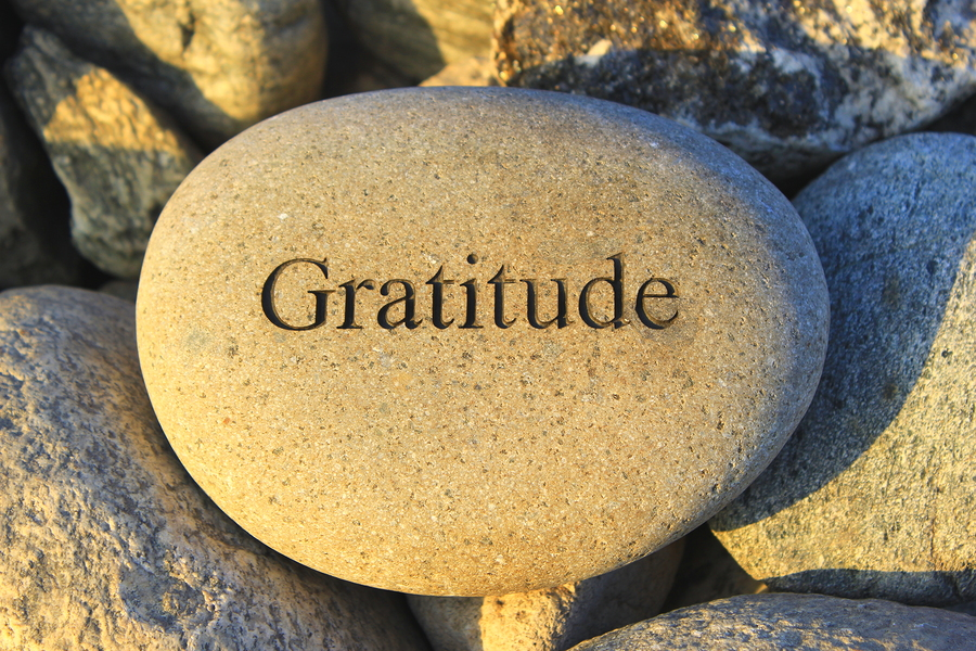 Gratitude – Singing a Love Song to Your Soul