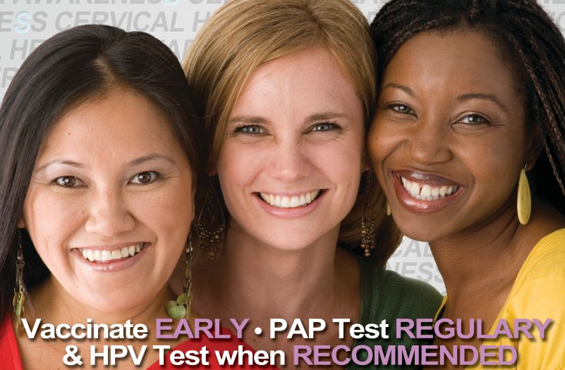 January is Cervical Health Awareness Month – When did you get your last pap smear?