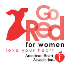 GO RED THIS FRIDAY