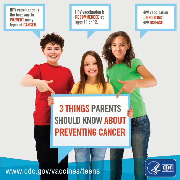 HPV and the HPV vaccine – WHY CARE?