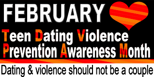 Let's Talk – Stop Teen Dating Violence