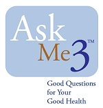 THREE QUESTIONS YOU NEED TO ASK YOUR DOCTOR