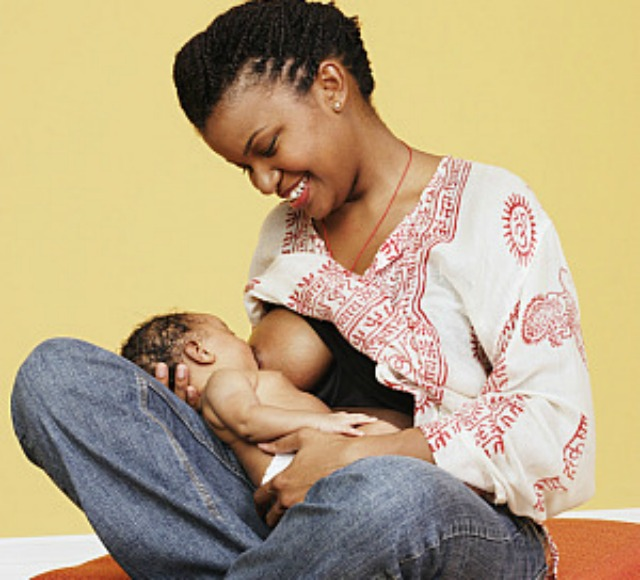 Breastfeeding – A Strategy to Decrease Health Disparity