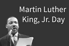 LEARNING FROM DR. MARTIN LUTHER KING JR.