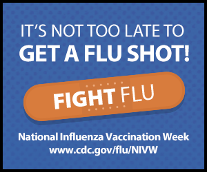 IT IS THAT TIME OF THE YEAR – FLU SEASON